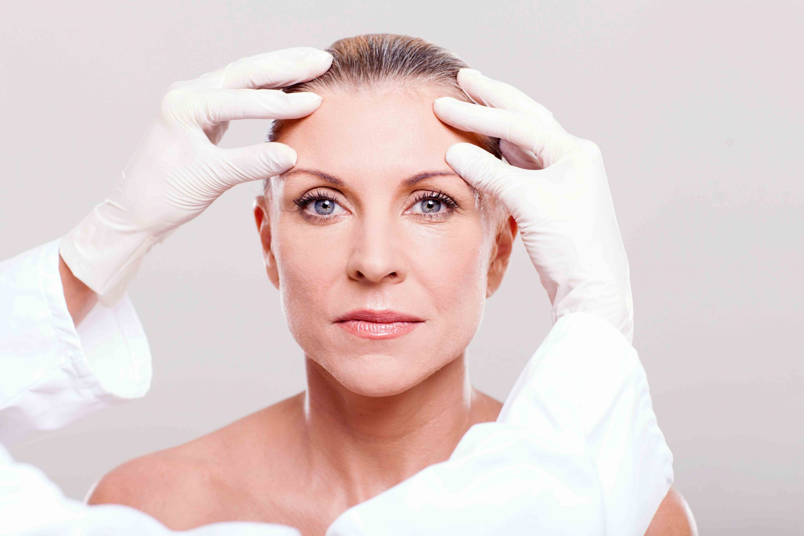 Augenlidstraffung, Tränensäcke entfernen - effektiv, schmerzfrei I Dr. Zierhofer-Tonar Wien